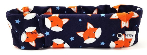 sport belt little fox dark blue