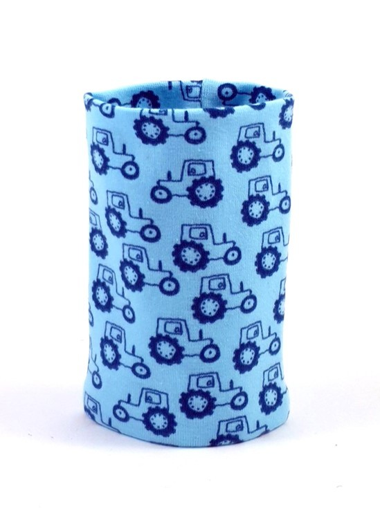 elastic armband tractor, blue