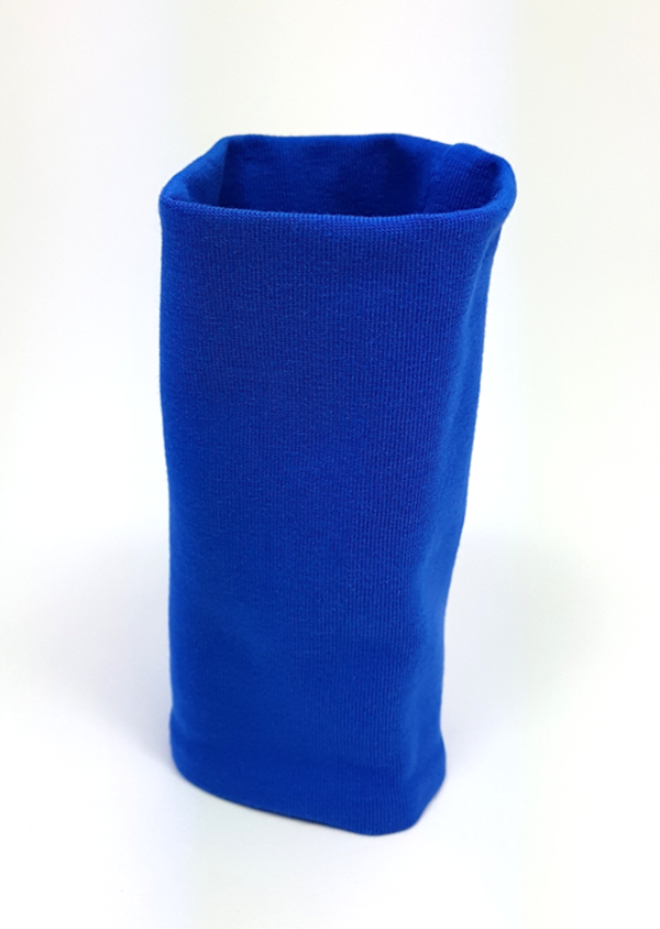 elastic armband royal blue